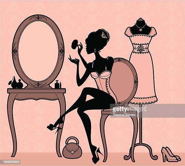 Girly Dressing
