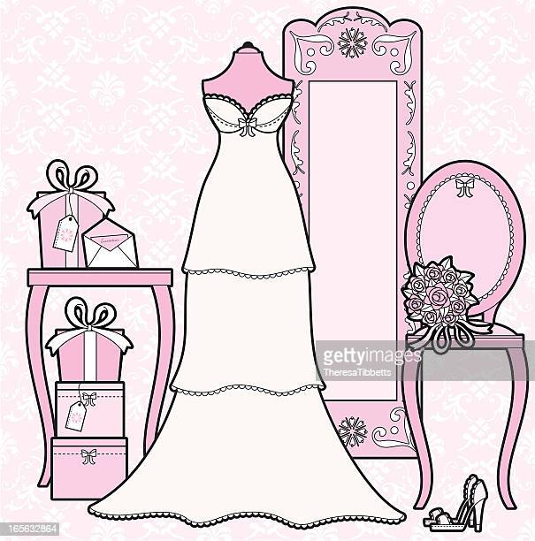 Girly Wedding