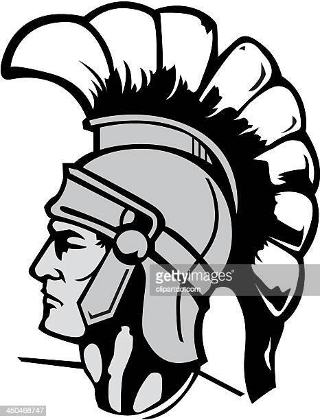 gladiator illustration - gladiator stock illustrations, clip art, cartoons, & icons