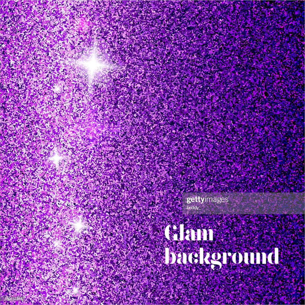 glam background