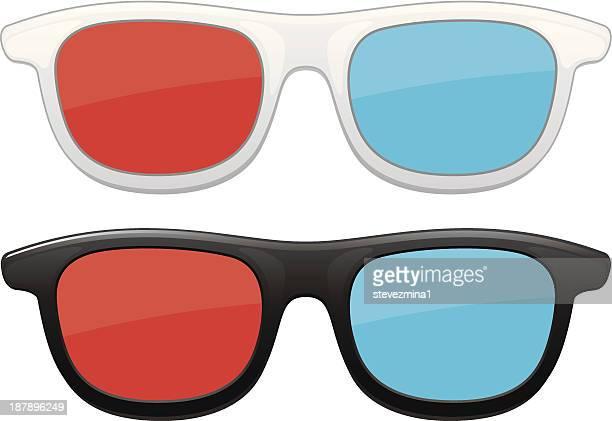 3 D Óculos