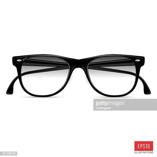illustrazioni stock, clip art, cartoni animati e icone di tendenza di gli occhiali - occhiali da lettura