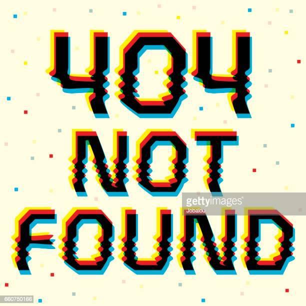 Glitch 404 Not Found