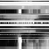 Glitch Abstract Background