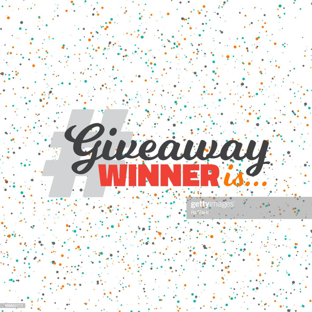 Glittering Confetti Giveaway Competition