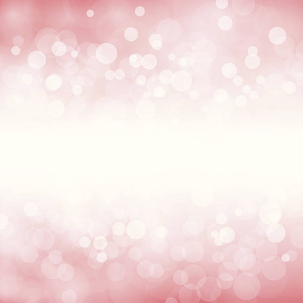 glittering vector background - pink stock illustrations