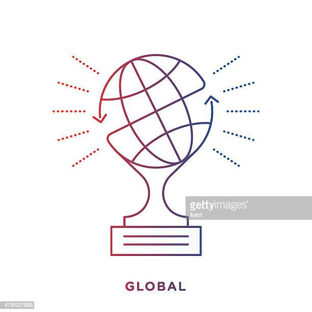 global award symbol - parallel stock illustrations, clip art, cartoons, & icons