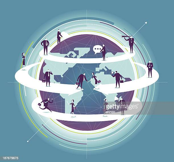 global business - global stock-grafiken, -clipart, -cartoons und -symbole
