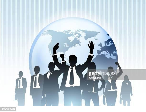global business winning