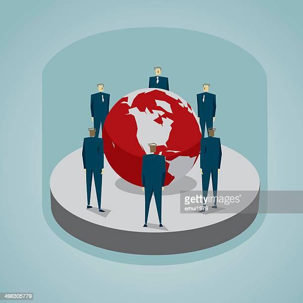 global communications - surrounding stock illustrations, clip art, cartoons, & icons