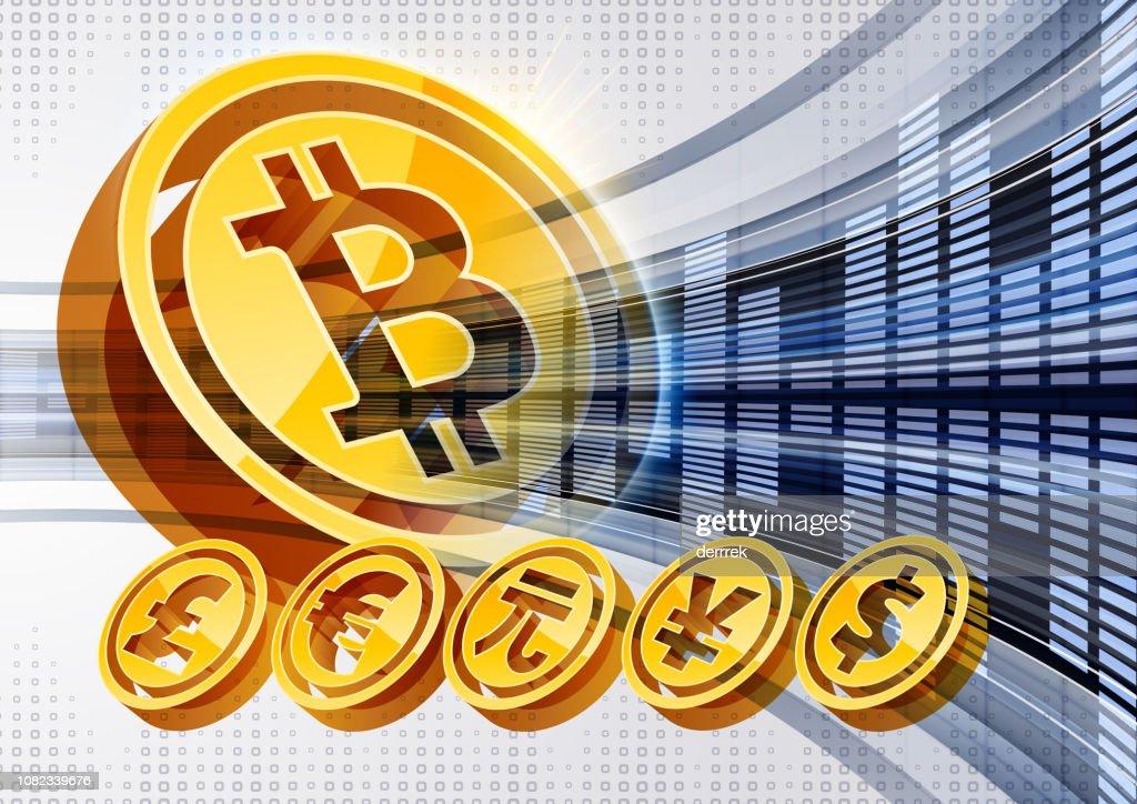 bitcoinstock information