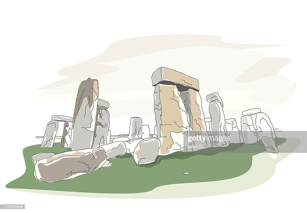 global landmarks - stonehenge