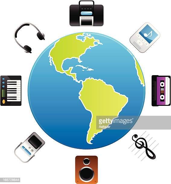 Global Sound & Electronics