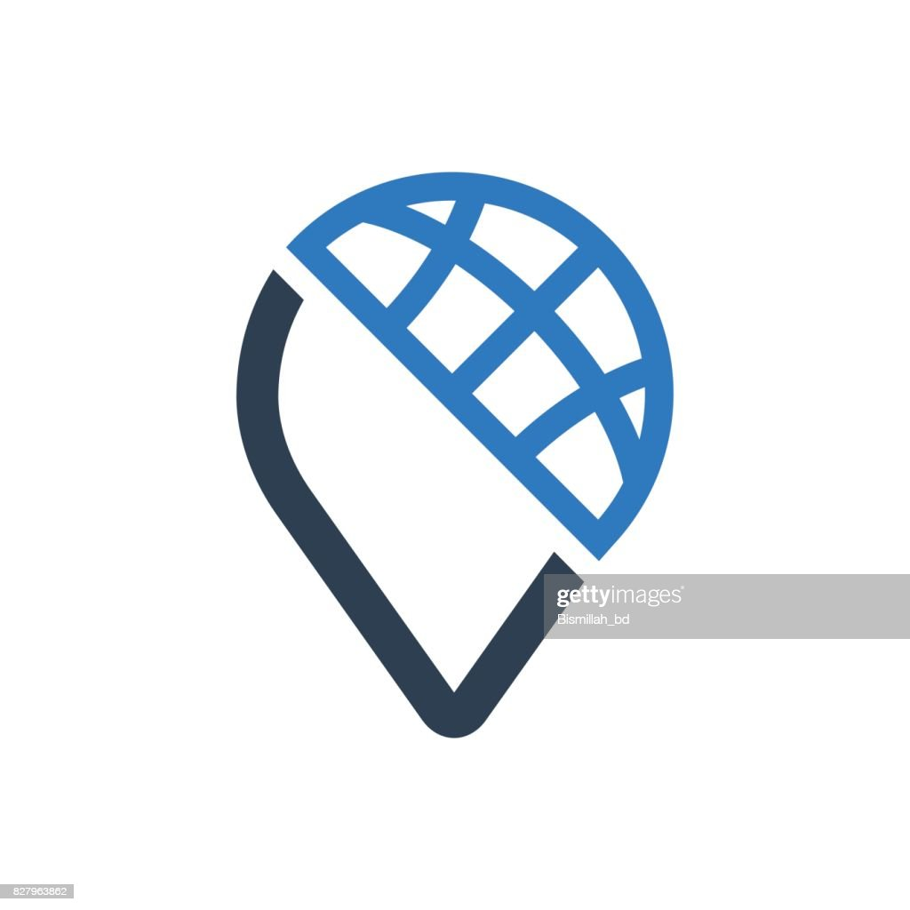 Global Target Icon