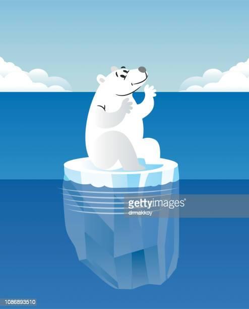 Globale Erwärmung und Eisbär