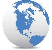 AMERICA Global World