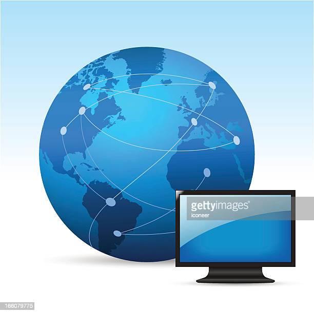 Globe and TV