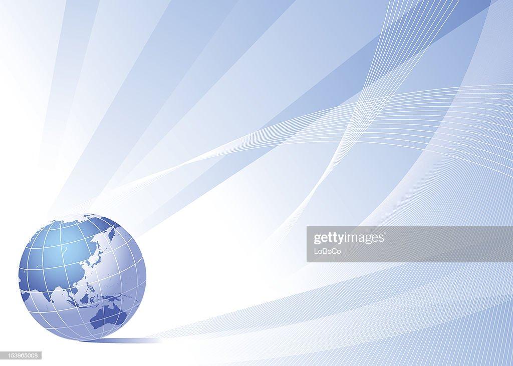 Globe | Asia & Australia