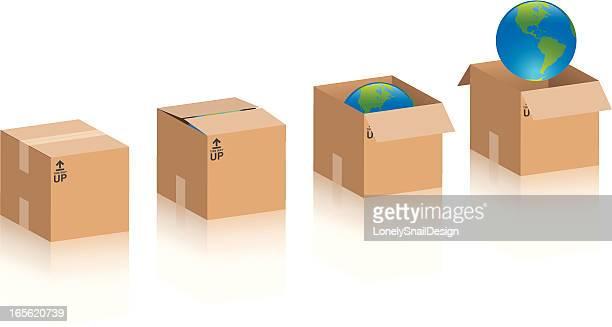 globe boxes