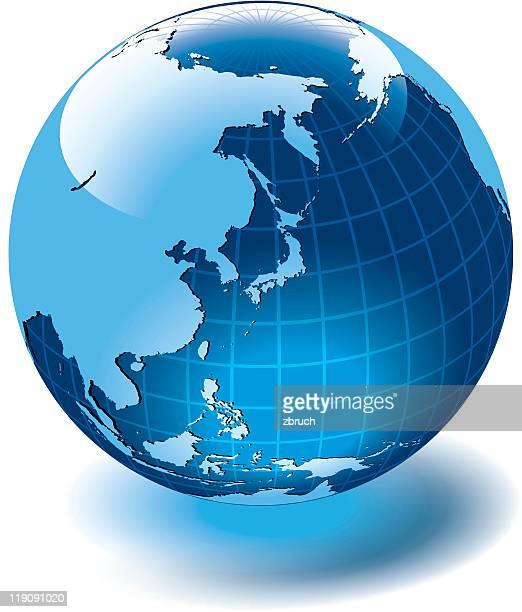 Globe of the World.