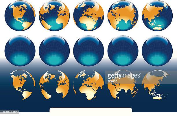 globe of world