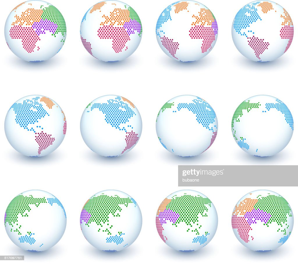 Globe royalty free vector interface icon set world map vector art globe royalty free vector interface icon set world map vector art gumiabroncs Choice Image
