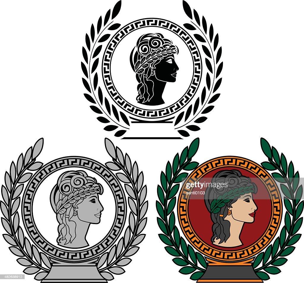 glory of ancient greek woman