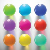 glossy colorful sphere-01