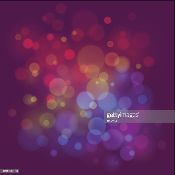 glowing colourful background - purple background stock illustrations, clip art, cartoons, & icons
