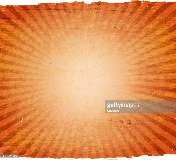 glowing light on grunge paper background - wood stain stock illustrations, clip art, cartoons, & icons