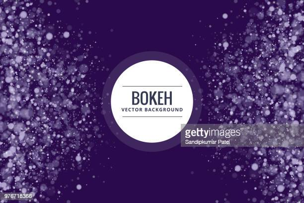 glowing particles background - purple background stock illustrations, clip art, cartoons, & icons