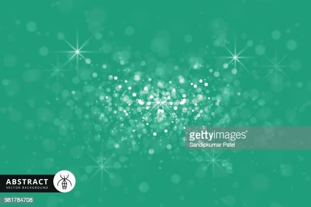 glowing particles background - magical equipment stock illustrations, clip art, cartoons, & icons