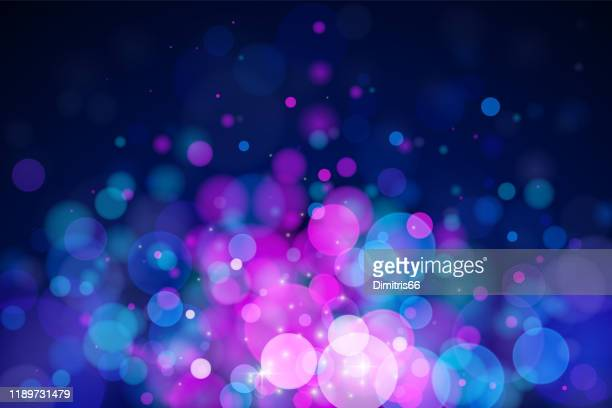 glowing vector blurred background. - purple stock illustrations
