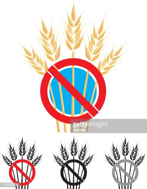 Gluten Free Symbol stock illustration - Getty Images