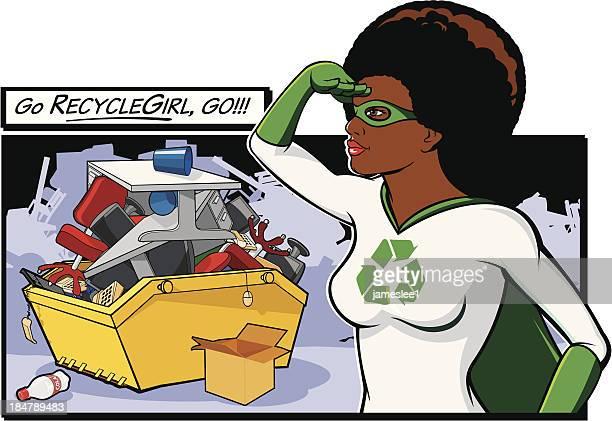 Ir RecycleGirl!