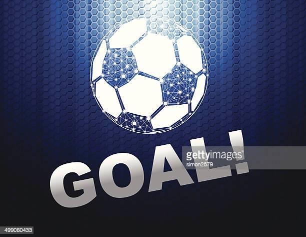 Goal for Soccer
