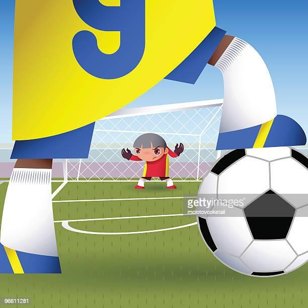 goalie (football/soccer)