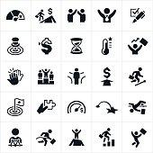Goals Icons