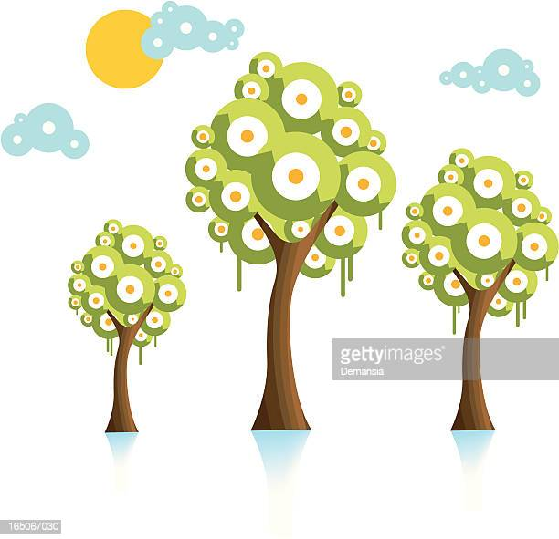 going green - grove stock illustrations, clip art, cartoons, & icons