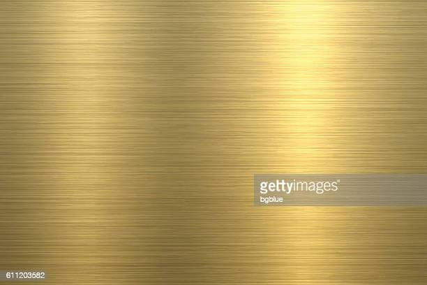 gold background - metal texture - metal stock illustrations