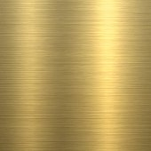 Gold Background - Metal Texture