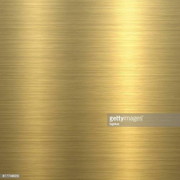 gold background - metal texture - sheet metal stock illustrations, clip art, cartoons, & icons