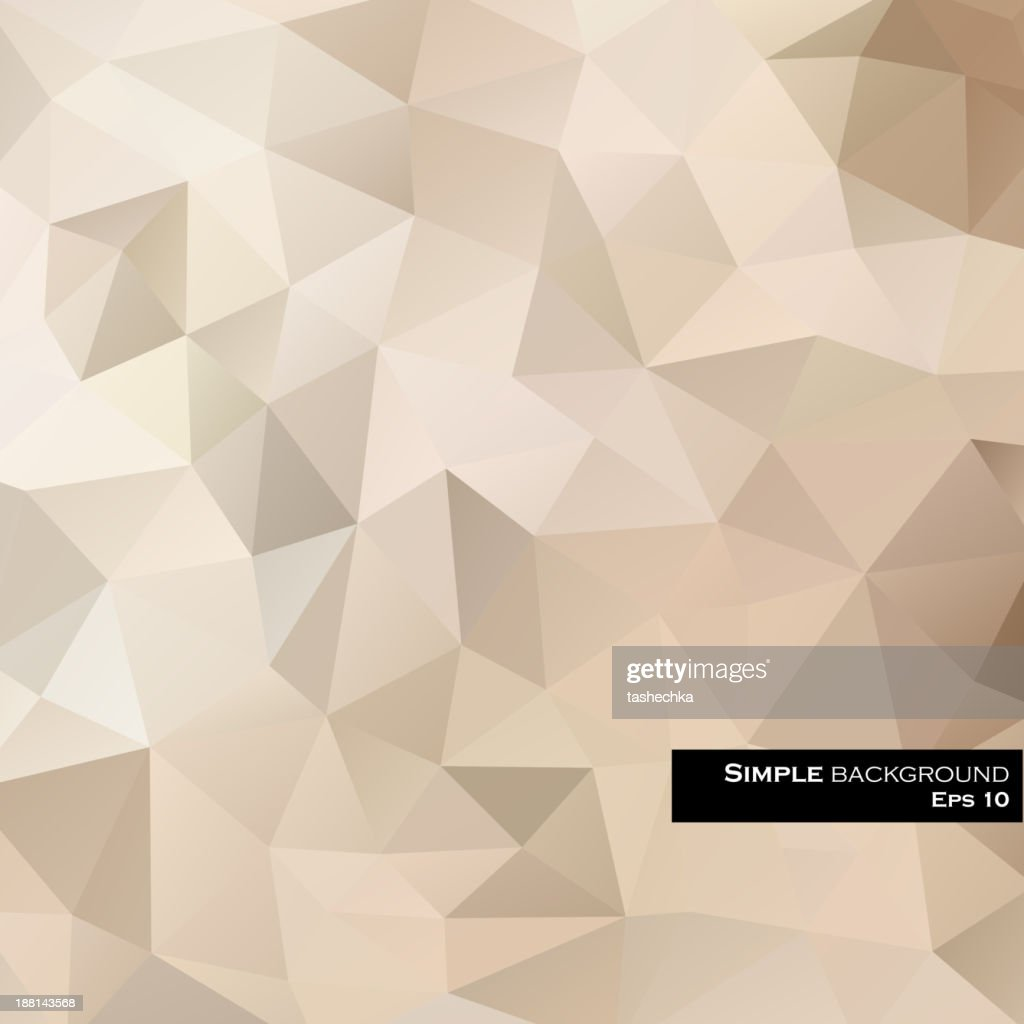 Gold colored abstract background design