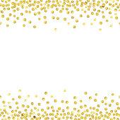 Gold dot seamless 2