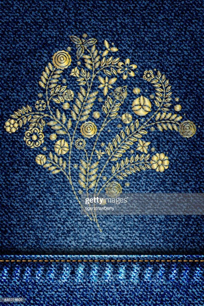 Fancy Chikan Stickmuster Images - Decke Stricken Muster ...