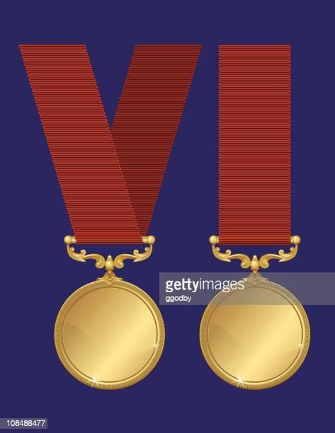 Gold Medals ( Vectors)