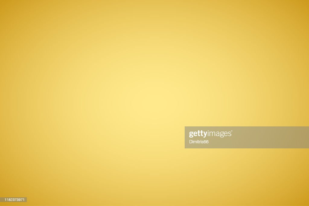 Gold smooth gradient background : stock illustration