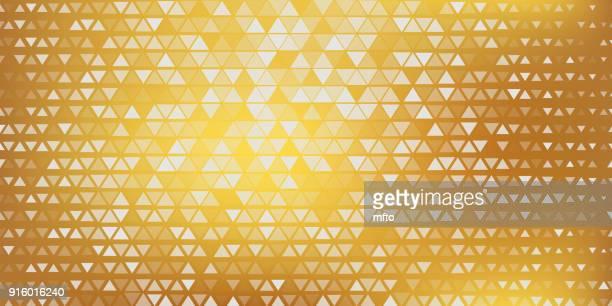 ilustrações de stock, clip art, desenhos animados e ícones de golden abstract background - panorâmica