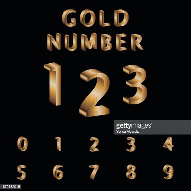 Goldene Alphabet