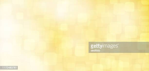 golden coloured gradient shining star horizontal background stock vector illustration. - happy birthday banner stock illustrations